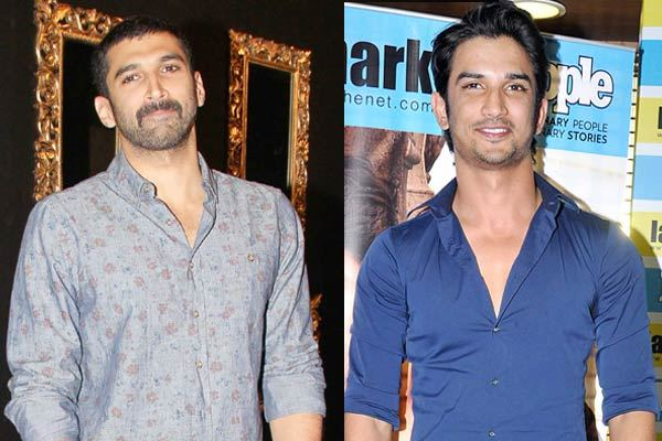Are Aditya Roy Kapoor & Sushant Singh Rajput the new rivals in town?