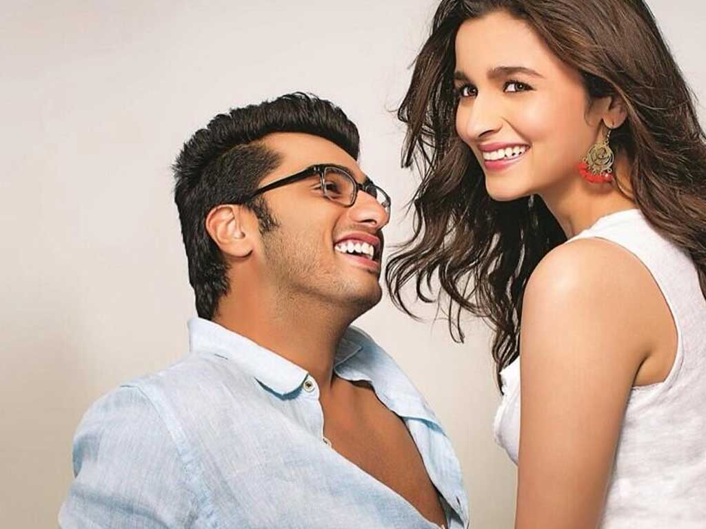 Arjun Kapoor-Alia Bhatt the new couple of Bollywood