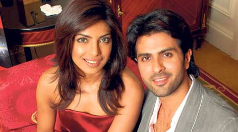Priyanka Chopra tweets good luck to ex-beau Harman Baweja