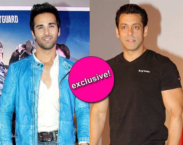 Salman Khan teaches a lot from his own mistakes - Pulkit Samrat