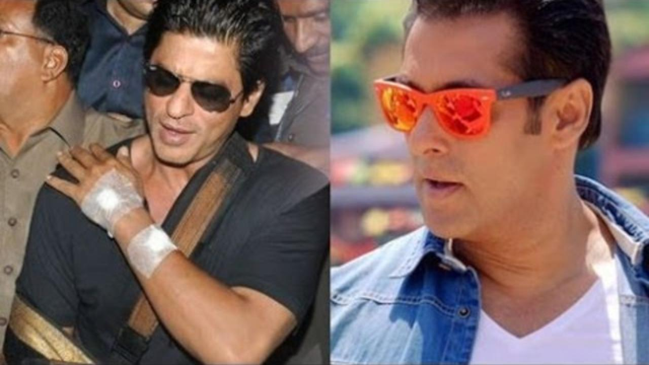Shah Rukh Khan fine, concentrate on 'Jai Ho'- Salman Khan