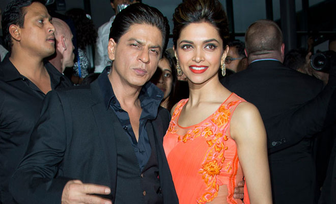 Shahrukh Khan wants Deepika Padukone to lead Happy New Year