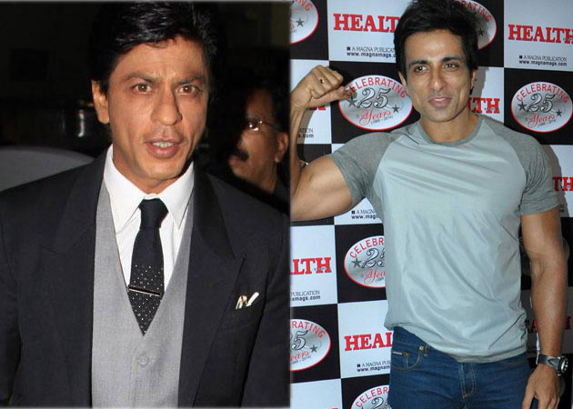 Shah Rukh Khan is jealous of Sonu Sood