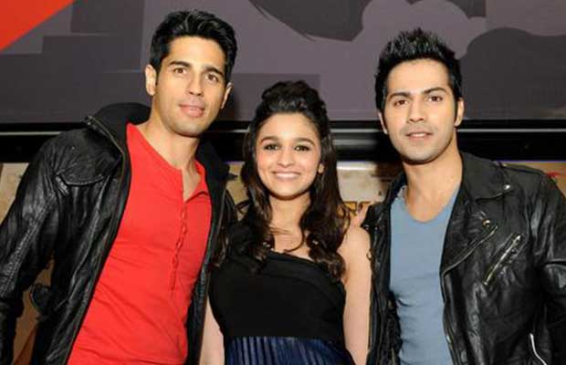 Have a lot of love for Alia Bhatt and Sidharth Malhotra - Varun Dhawan