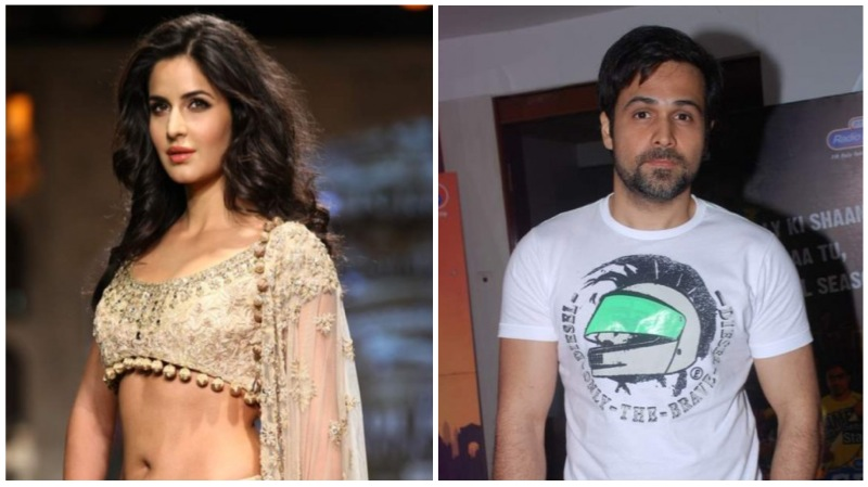 Want to go on a date with Katrina Kaif - Emraan Hashmi