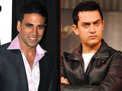 Akshay Kumar glad that Aamir Khan's 'Mela' flopped