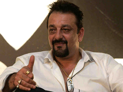 Why is Sanjay Dutt emotionally distressed?
