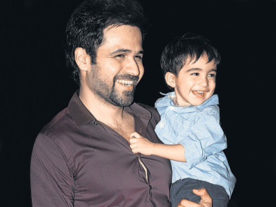 Emraan Hashmi's son successfully operated