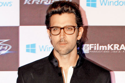 Did Hrithik Roshan quit 'Shuddhi' due to personal problems?