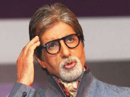 Proud of India being declared polio-free - Amitabh Bachchan