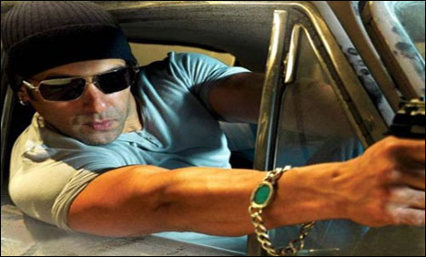 Lost and found - Salman Khan's lucky charm
