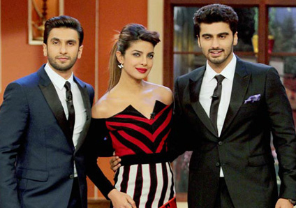 'Gunday' stars reveal their plans for Valentine Day