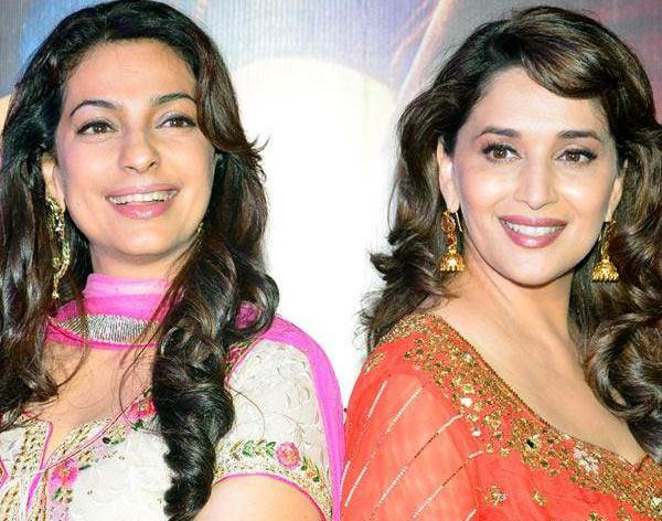 """""""There was no cold war between Madhuri dixit and Juhi Chawla."""" Mushtaq Shiekh clears the air"""
