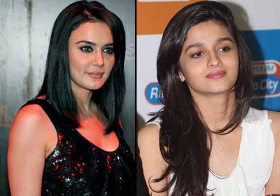 Alia Bhatt will be brightest star: Preity Zinta