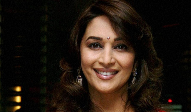 Would love to do a mad comedy, says Madhuri Dixit