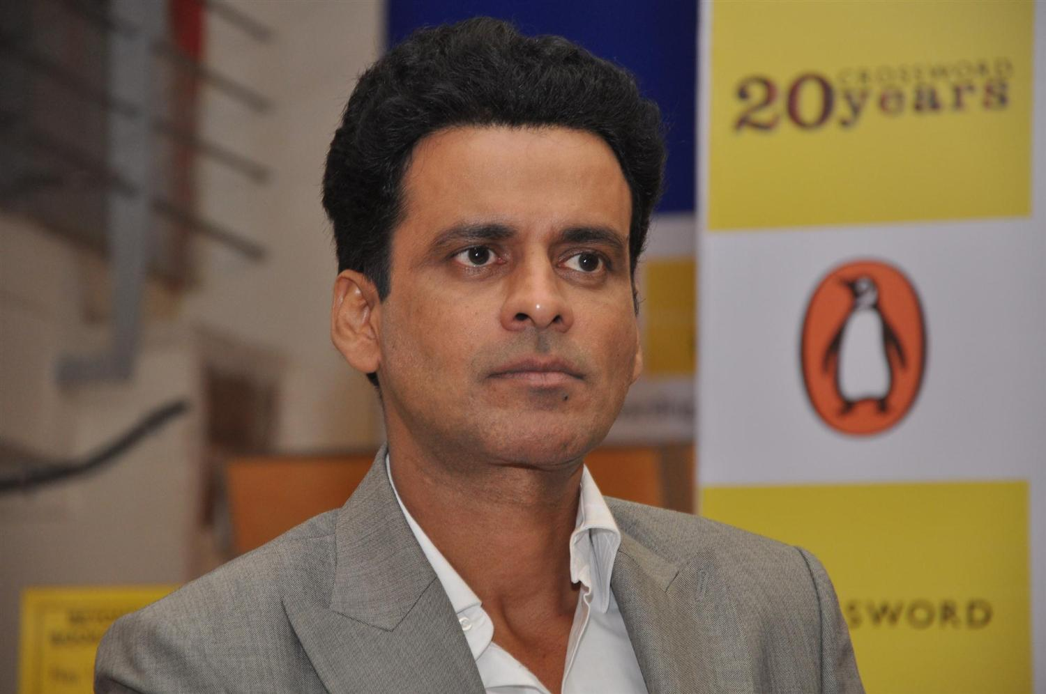 Manoj Bajpayee forced to get out of bed early