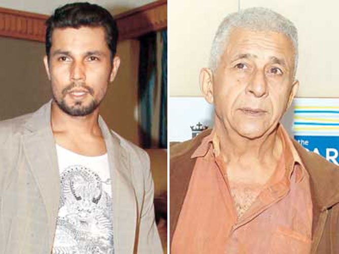 Randeep Hooda waiting for Naseeruddin Shah to watch 'Highway'