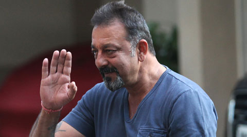 Sanjay Dutt seeks parole extension by another month