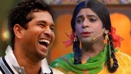 Sachin Tendulkar first guest on 'Mad In India'?