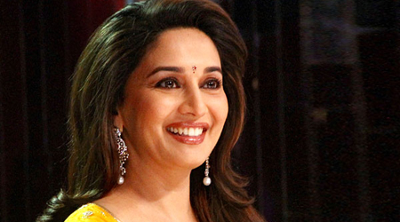 Madhuri Dixit: Never struggled for anything in my life
