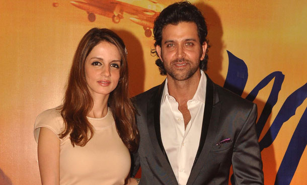 Father-in-laws working towards patch up of Hrithik Roshan and Sussanne Roshan