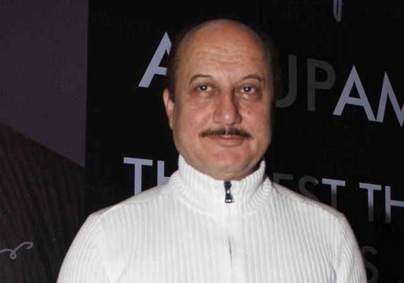 Anupam Kher excited about 'Singham 2'