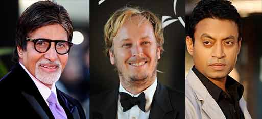James Bobin: Would love to do something with Amitabh Bachchan and Irrfan Khan