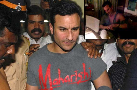 Breaking - Charges framed against Saif Ali Khan