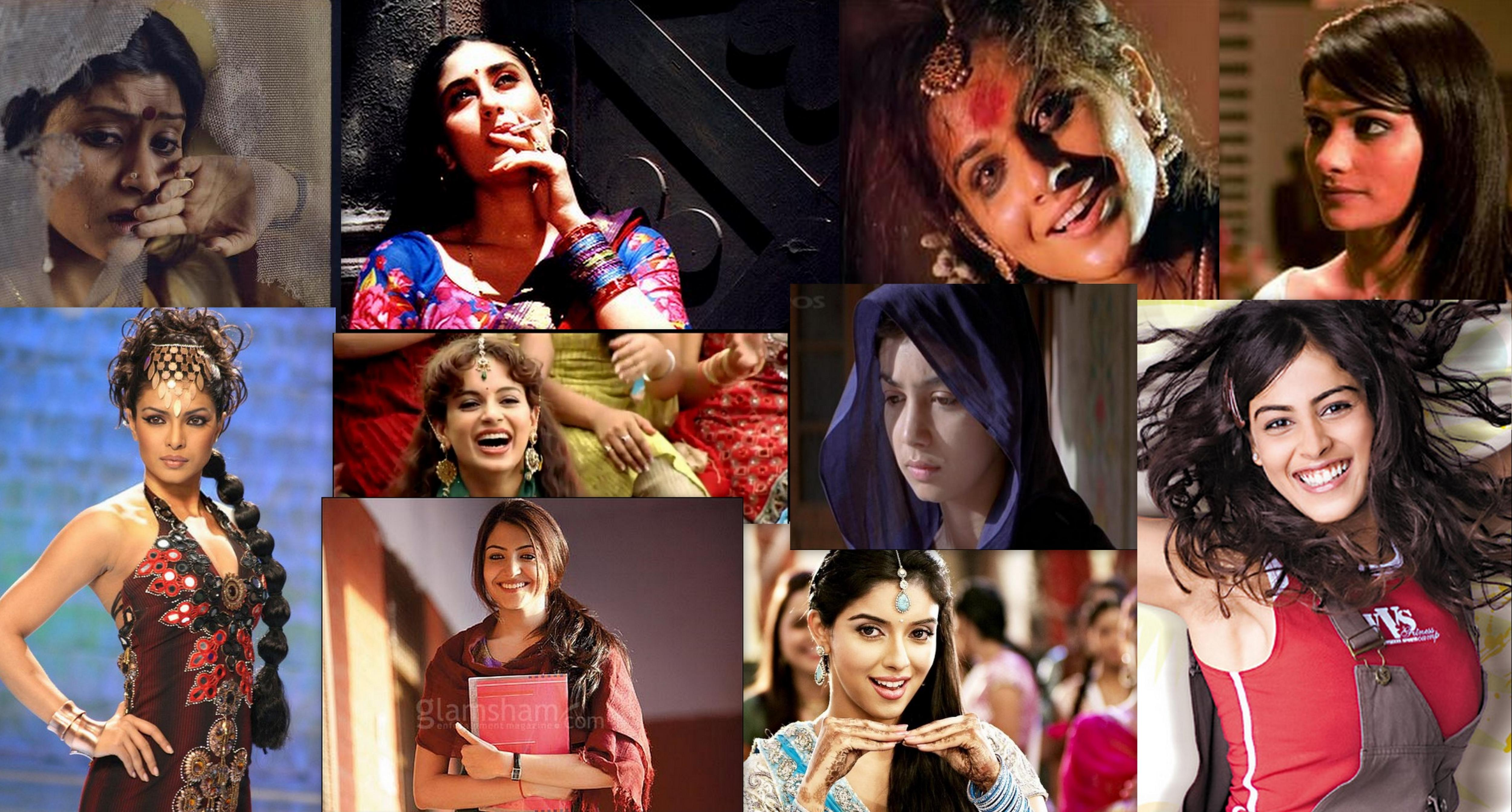 Changing role of women in Indian cinema