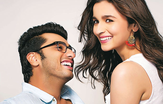 Arjun Kapoor: The only thing between me and Alia Bhatt is anger