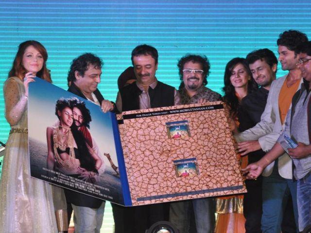 'Jal' music launched by Rajkumar Hirani