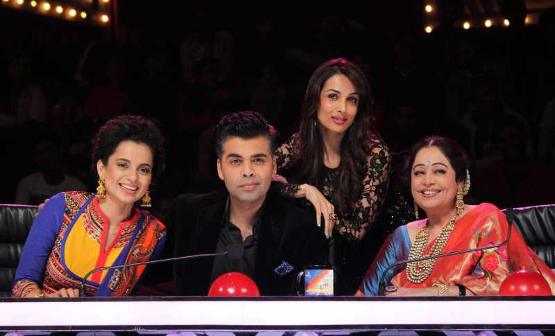 Karan Johar bowled over by stars of 'Queen'