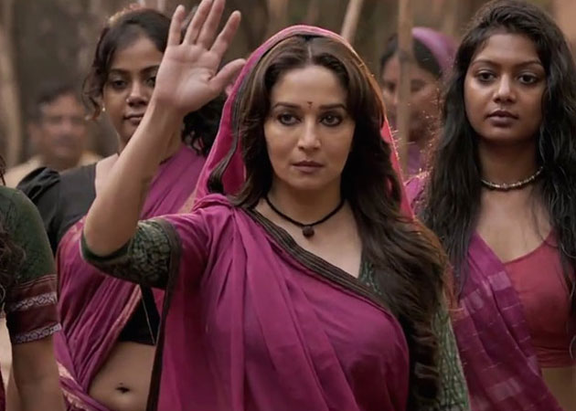 Sampat Pal: Madhuri Dixit's acting made me feel I was on screen