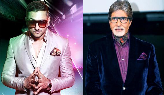Why is Amitabh Bachchan afraid of Yo Yo Honey Singh?