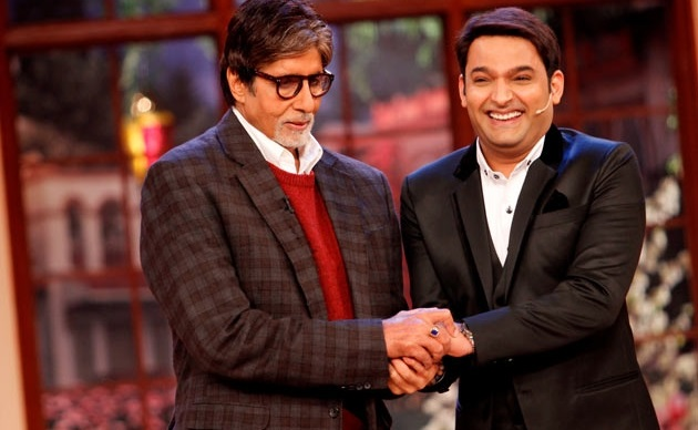 'Comedy Nights with Kapil' gets bigger, Amitabh Bachchan to appear