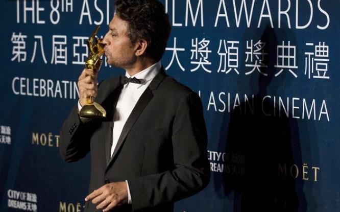 Irrfan Khan bags top honour at AFA