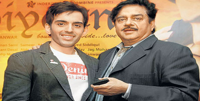 Luv Sinha to campaign with dad Shatrughan Sinha in Patna