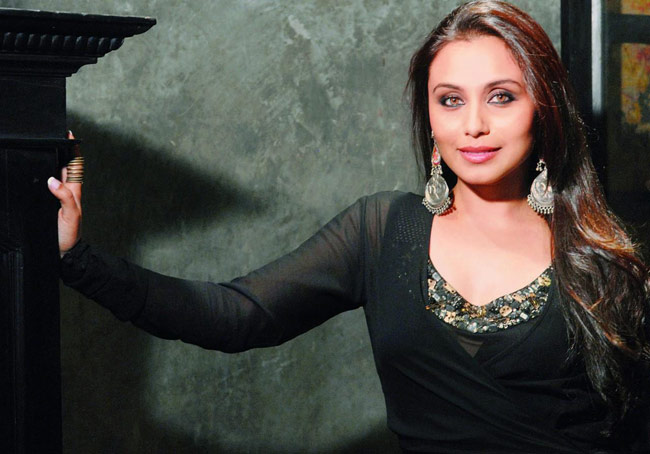 Rani Mukerji's 'Mardaani' shoot at airport cancelled