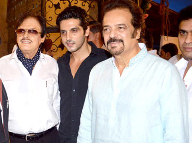 Nanda was fuss-free, no-nonsense: Sanjay Khan