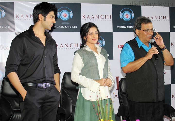 'Kaanchi' trailer launch a special event for Subhash Ghai