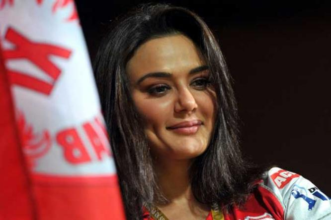Preity Zinta says not contesting elections