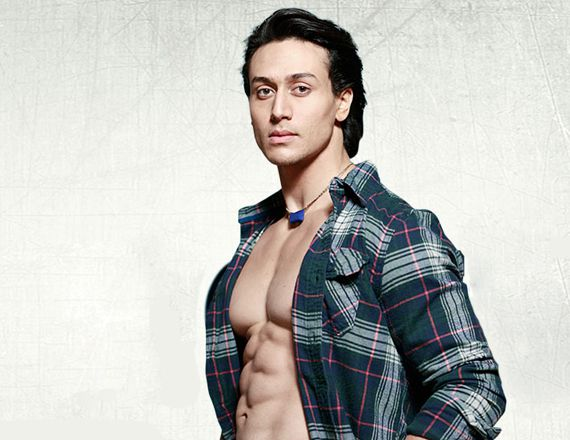 Tiger Shroff focussed on being action hero