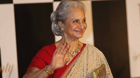 'Conversations With Waheeda Rehman' : The endearing story of a remarkable actress
