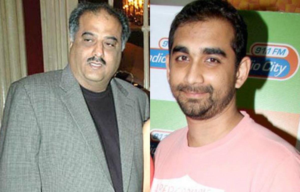 Why is Boney Kapoor miffed with Kunal Deshmukh?