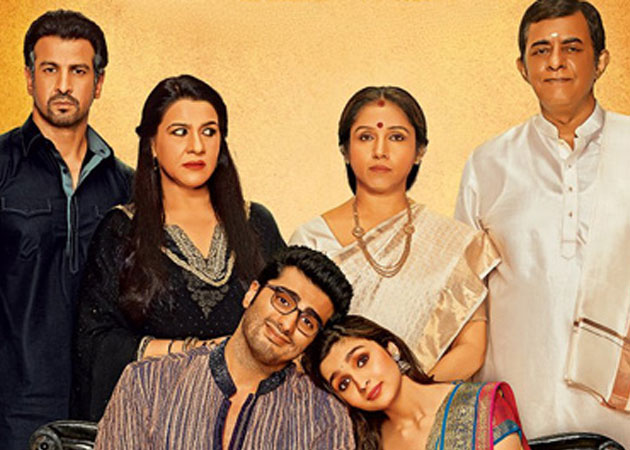 '2 States' collects Rs.38.06 crore in opening weekend