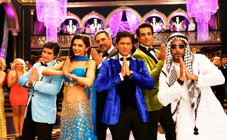 Want to star with Shah Rukh Khan in 'Happy New Year'?