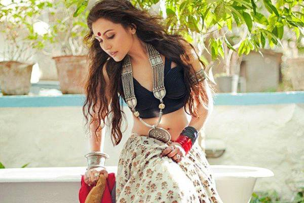 Fans take to Twitter to congratulate Rani Mukherjee