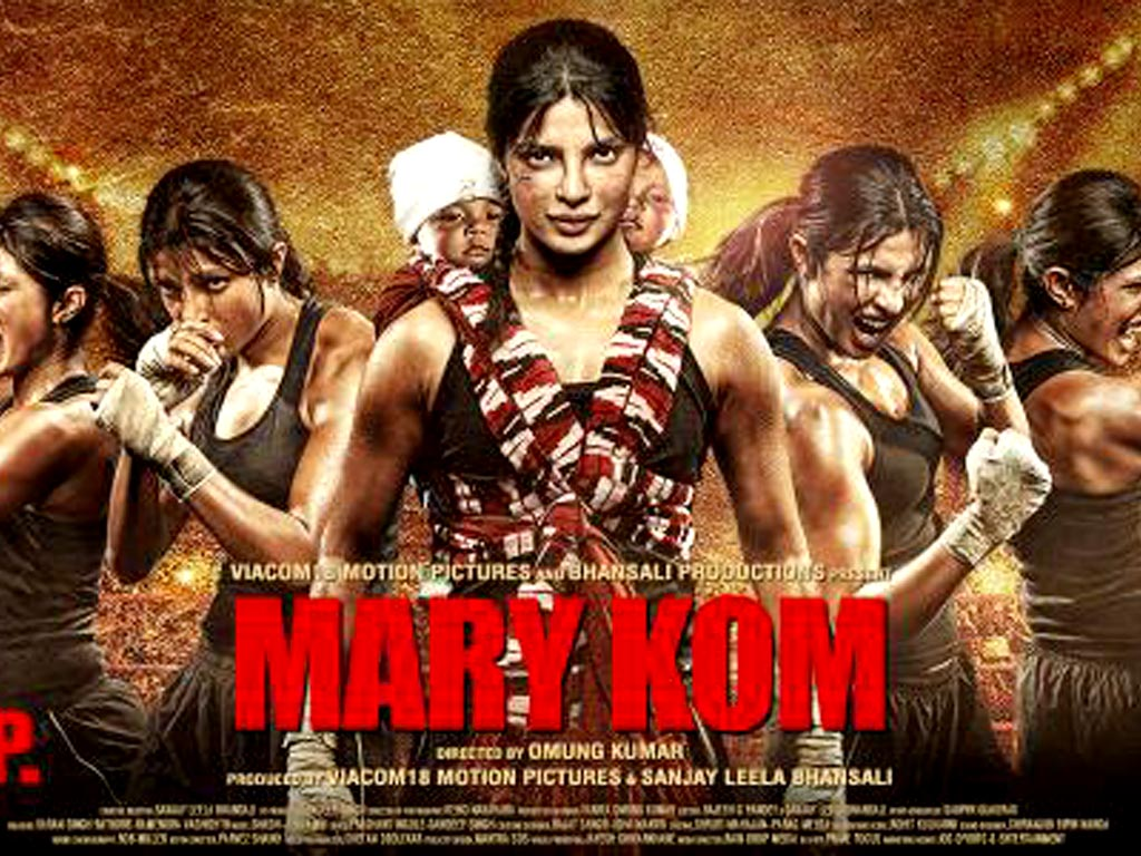 'Mary Kom' film to release on Gandhi Jayanti