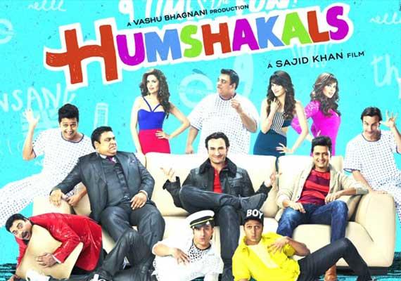 'Humshakals' trailer to release Wednesday