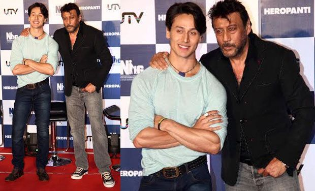 Jackie Shroff nervous about son Tiger Shroff's 'Heropanti'